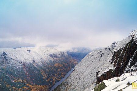 Premier prix catégorie parcs nationaux et réserves fauniques du Québec - André Bernier