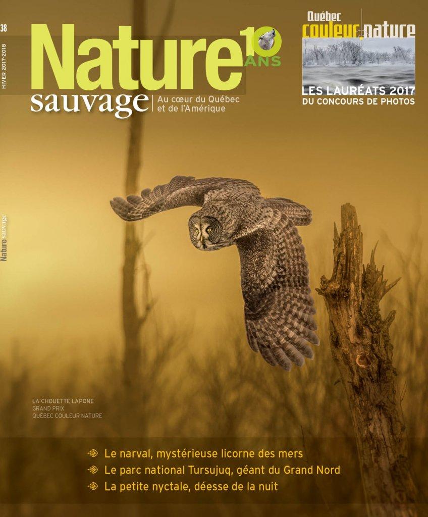 Nature sauvage - Numéro 38 - Hiver 2017-2018